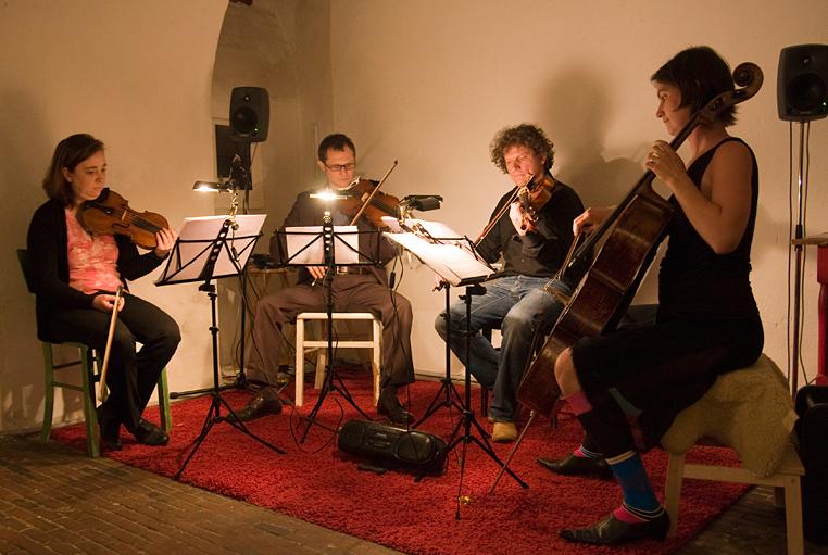 Christine Lavant Quartet (c) Daniel Pufe