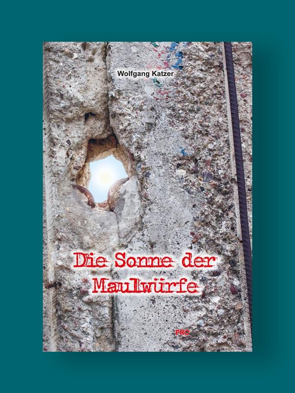 Cover Sonne der Maulwürfe mit Link zum Verlag